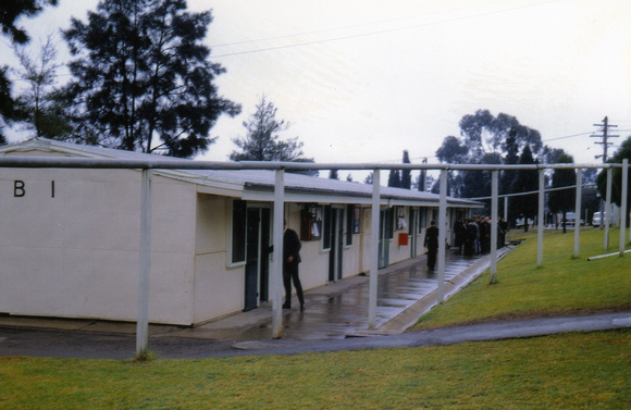 1968 120 Leave Parade outside OTU luxury rooms Morrell