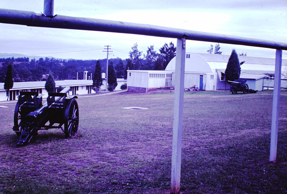 1966 110a Mess Parade Ground Michell